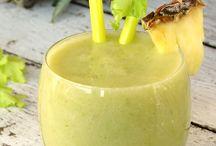 Liquid Diets / Chron's drinks