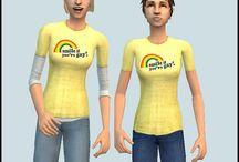 {Sims 2} Pride Gear