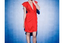 "Featured - The Color Red / ""I don't believe in Fashion; I believe in Style"" - Jackie Rogers."
