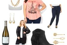 Outfits Plus! / All your favorite pieces in one place, styled together to fit your lifestyle! / by Avenue Plus
