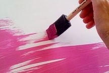 Furniture / wood / paint How to! / by Pretty Pink Cherub Pretty Pink Cherub