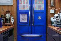 Doctor Who / by Dinell Holmes