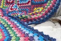 Háčkovanie, Crocheting / Crochet
