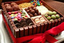 Csokoládé torták