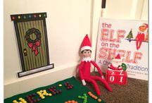 Elf on The Shelf 2014