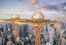 Architecture / by Beth Hammond