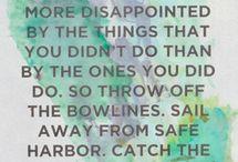 Quotes & hahaha