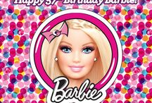 Barbie Stickers! / Barbie is every little girl's favorite! / by SmileMakers