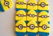 Mis galletas decoradas