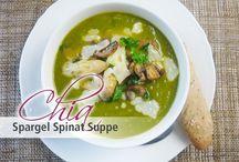 Chia Rezepte - Suppen / Suppen sind nahrhaft, apetitanregend als auch sättigend, deshalb sind sie optimal als Vorspeise, aber auch als Hauptgang zu empfehlen. Hier findest Du leckere #Chia Rezepte für schmackhafte #Suppen. Alle Chia Samen Rezepte auch bei chiasamen-rezepte.de und natürlich hier auf Pinterest.