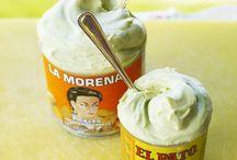 Ice-cream etc.