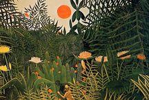 Artist Rousseau