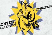 content & advertising