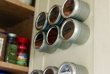 Storage and Organize! / by Kary Blaney