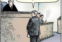 Lawyer cartoons