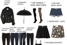 TRAVEL EUROPEAN CLOTHS