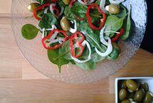 Recepten van Greendreamster / Vegetarische recepten gemaakt met biologische ingrediënten en wildpluk. Alle recepten zijn  zelfgemaakt (zonder zakjes en pakjes) en eenvoudig te bereiden.