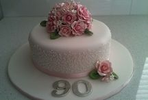90th birthday cake ifeas