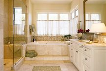 Inspiration - Bathrooms / by Jewel Aholic
