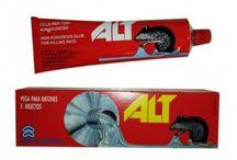 Productos de Control de Ratas y Ratones