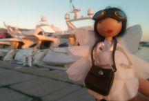Dolls around the world!