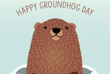Groundhog Day Art and Crafts for kids