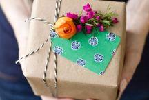 Gift wrap/Packaging