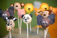 cake pops / by Ann Holmes