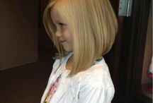 Fryzury dla małych dziewczynek