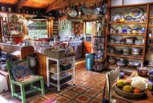 Kitchens that inspire me / by Jenette Purcell
