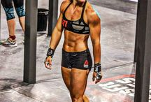 Crossfit women body