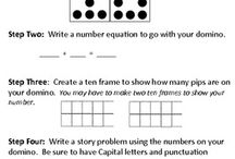 Math Station Ideas / by Jarren Kanze