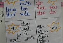 Literacy - Anchor Charts / by Michelle Chandler