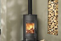 Boiler / piece / fireplaces / kominki