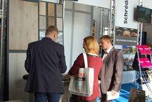 Targi BUDMA 2015 / W dniach 10-13 marca br. w Poznaniu odbywały się targi BUDMA, w których udział wzięli przedstawiciele marki Chapel Parket.  Ekspozycja była integralną częścią Akademii Efektywnego Projektowania ARCHISPACE.