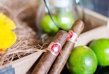 Cigar bar corner