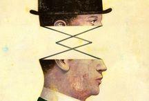 Art-Surrealism/ Optical Ilusion