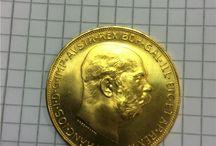 Mynt & Sedlar / Allt om mynt sedlar samlingar / by Stighab Guld