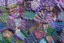 Crochet - Freeform / by Hanne Adelman