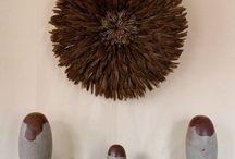 interior design feather
