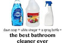 DIYs- Cleaning