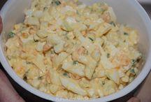 Eierensalades