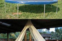 redesign av trampoliner