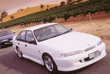 1993: VR / With the release of the VR Series, and after considerable design and tooling investment, HSV confirmed its place as Australia's leading niche manufacturer of world-class performance vehicles. The range received a significant face-lift including the standardisation of ABS and IRS. Models within the range included, the HSV VR ClubSport, HSV VR Senator 215i and HSV VR GTS.