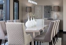Dream house dining room / by Jessica Culver