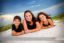 Fun Family Portraits / Nick Adams Photography Specializes in beach family portraits and weddings. Nick Adams Photography is Based on Sanibel Island Florida but services Captiva, North Captiva, Ussepa, Fort Myers, Fort Myers Beach, Bonita, Estero and Naples.