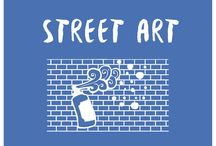 Street art / Welcome to the museum of the street.