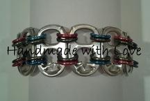 Pop Tab Link Bracelets