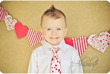 Valentine's minis  / Idea for valentine's day mini photo shoot