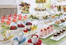 Parties: Dinner Party Food / Party Food ideas for dinner parties / by Jenni Bost